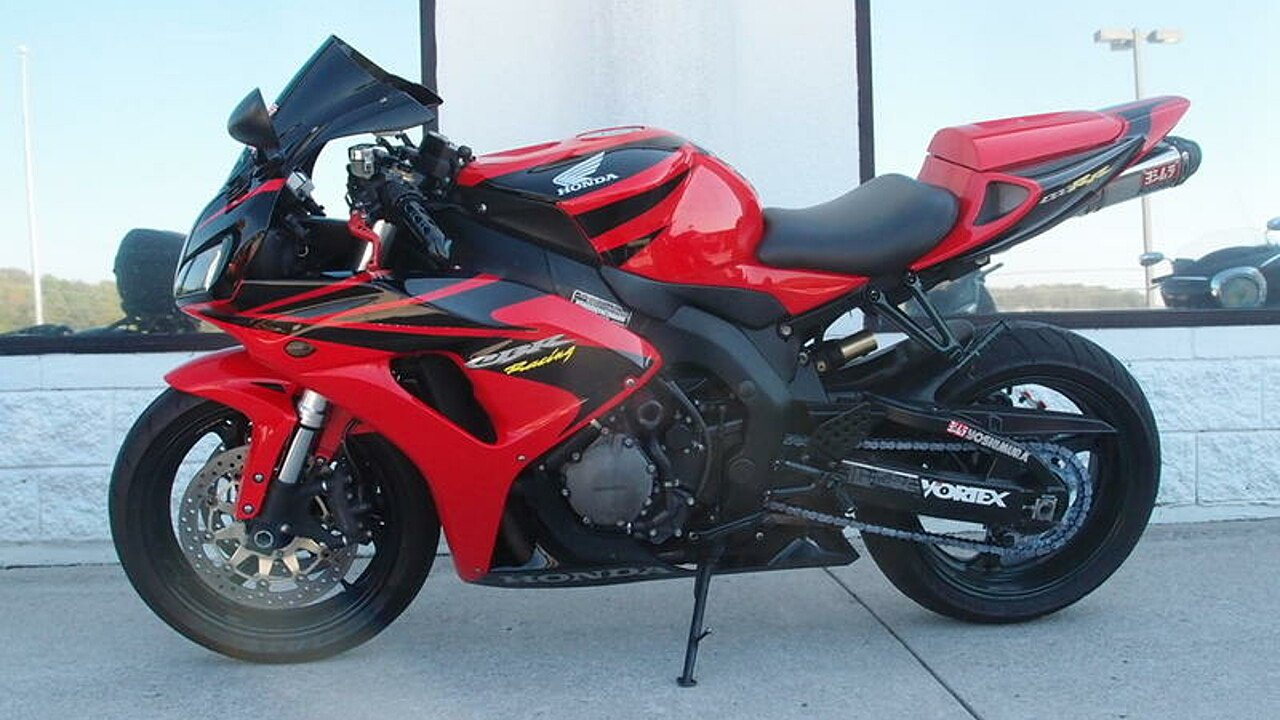 2007 Honda CBR1000RR for sale 200621793