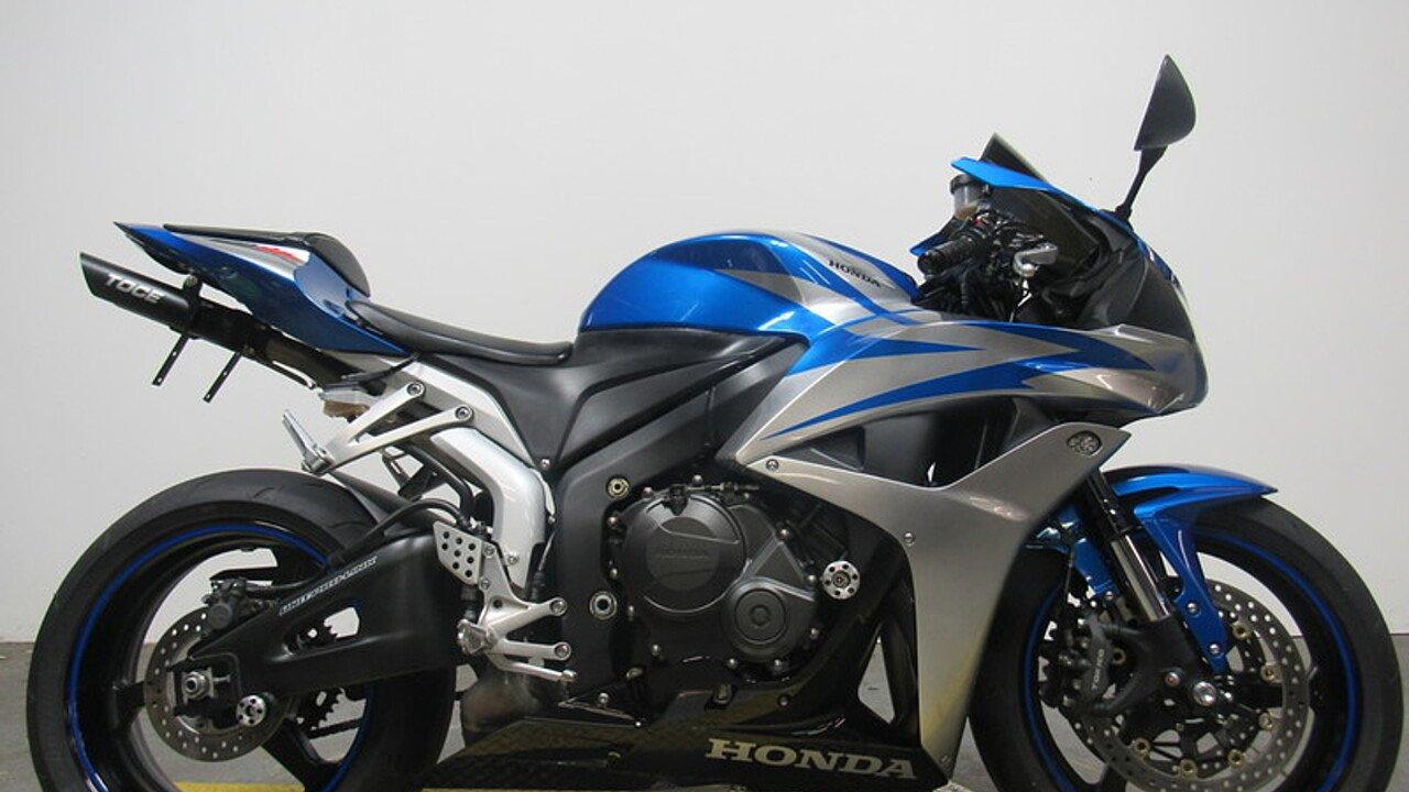 2007 Honda CBR600RR for sale 200514022