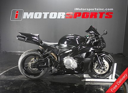 2007 Honda CBR600RR for sale 200601626
