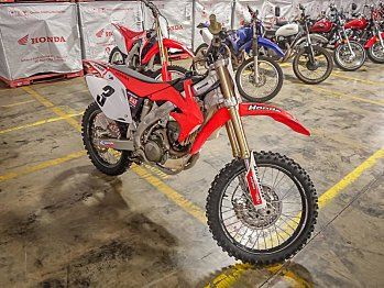 2007 Honda CRF450R for sale 200624909