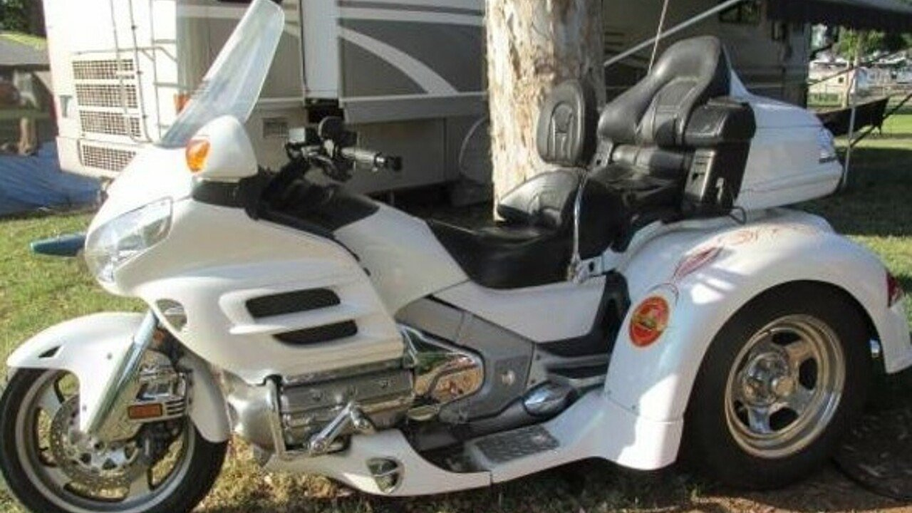 2007 Honda Gold Wing for sale 200465396