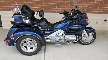 2007 Honda Gold Wing for sale 200469612