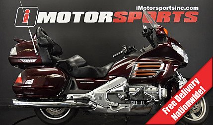 2007 Honda Gold Wing for sale 200591438