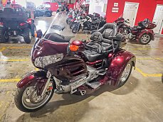 2007 Honda Gold Wing for sale 200624910