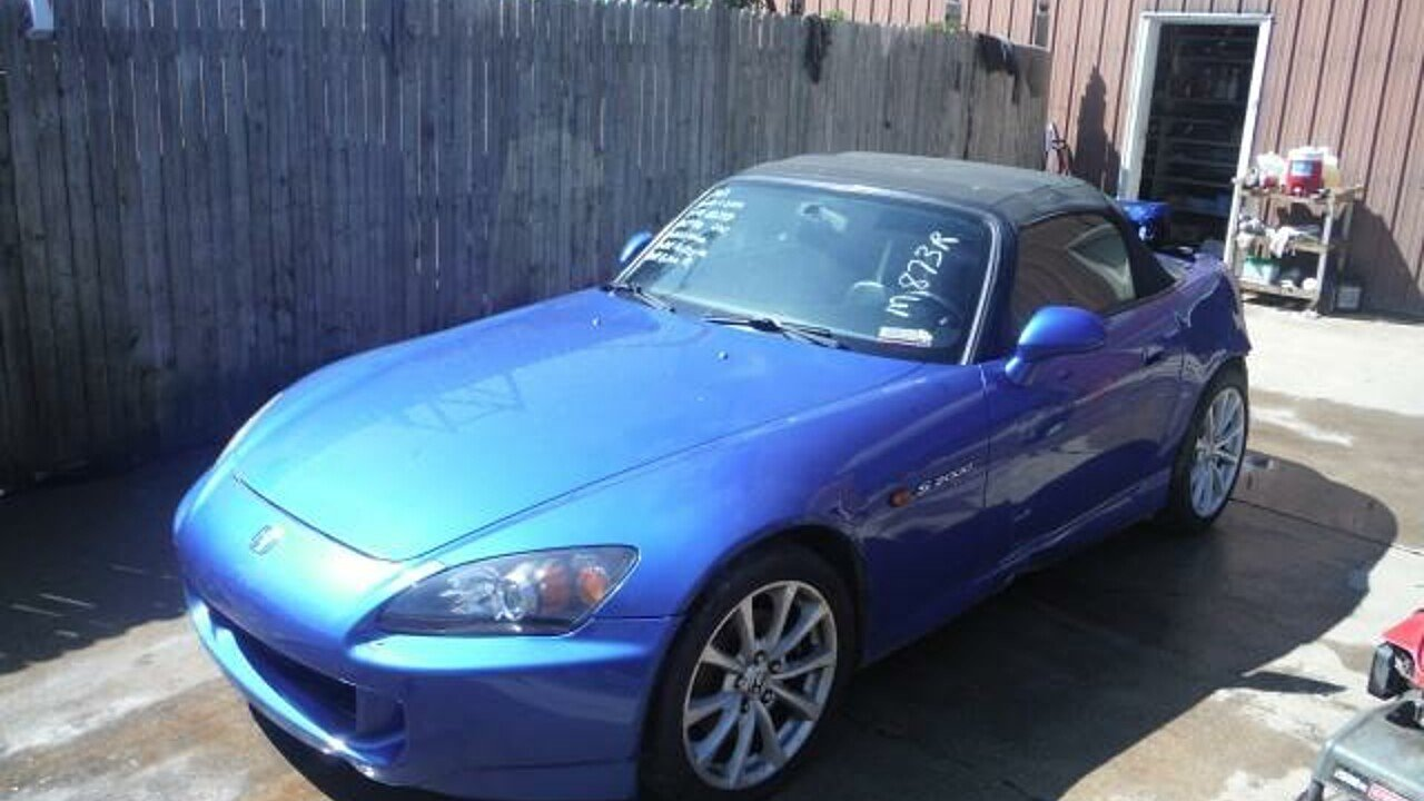 2007 honda s2000 for sale near bedford virginia 24174 classics on 2007 honda s2000 for sale 100292417 publicscrutiny Images