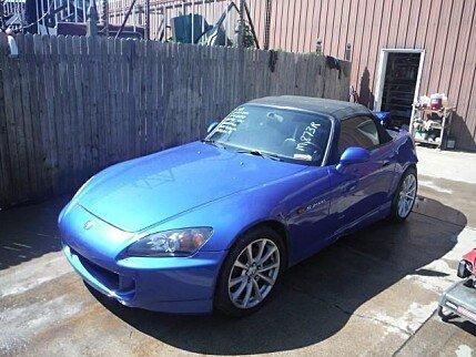 2007 Honda S2000 for sale 100292417