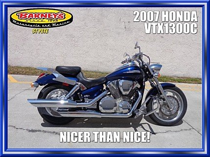 2007 Honda VTX1300 for sale 200600428