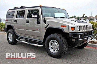 2007 Hummer H2 for sale 100776752