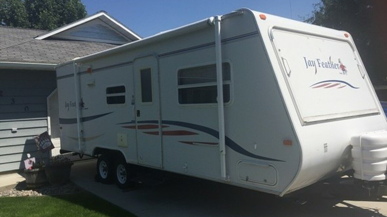 2007 JAYCO Jay Feather for sale 300142344