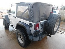 2007 Jeep Wrangler 4WD X for sale 100289858