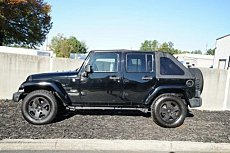 2007 Jeep Wrangler 4WD Unlimited Sahara for sale 100919149