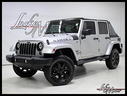 2007 Jeep Wrangler 4WD Unlimited Sahara for sale 100951830