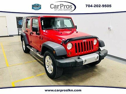 2007 Jeep Wrangler 4WD Unlimited X for sale 100953985