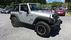 2007 Jeep Wrangler 4WD X for sale 100999366