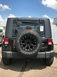 2007 Jeep Wrangler 4WD Sahara for sale 101003365
