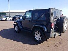 2007 Jeep Wrangler 4WD Sahara for sale 101005990