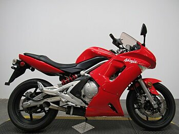 2007 Kawasaki Ninja 650R for sale 200543008