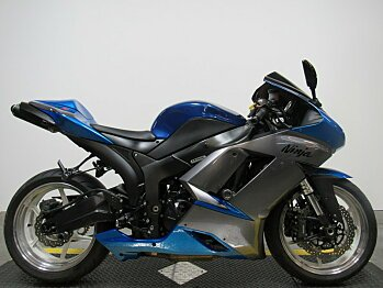 2007 Kawasaki Ninja ZX-6R for sale 200431261