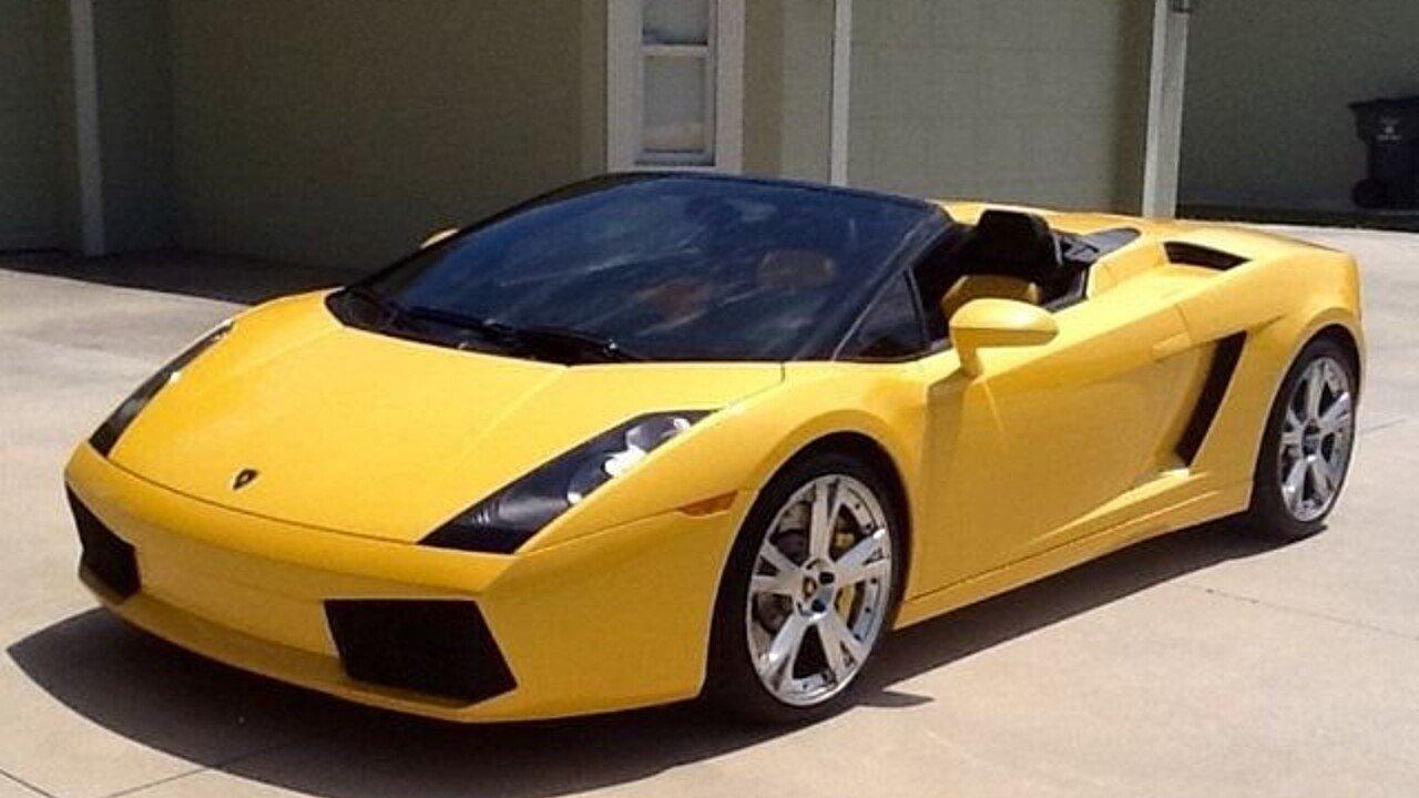 2007 Lamborghini Gallardo for sale 100855191