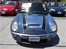 2007 MINI Cooper S Convertible for sale 100984143
