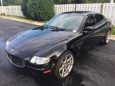 2007 Maserati Quattroporte for sale 100779240