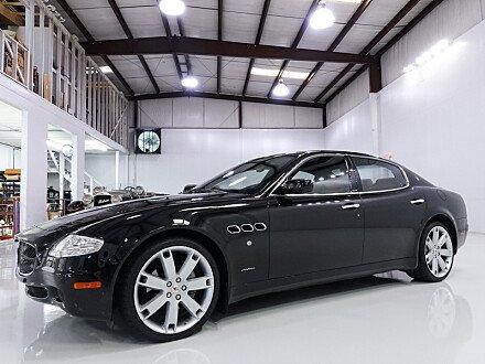 2007 Maserati Quattroporte for sale 100787284