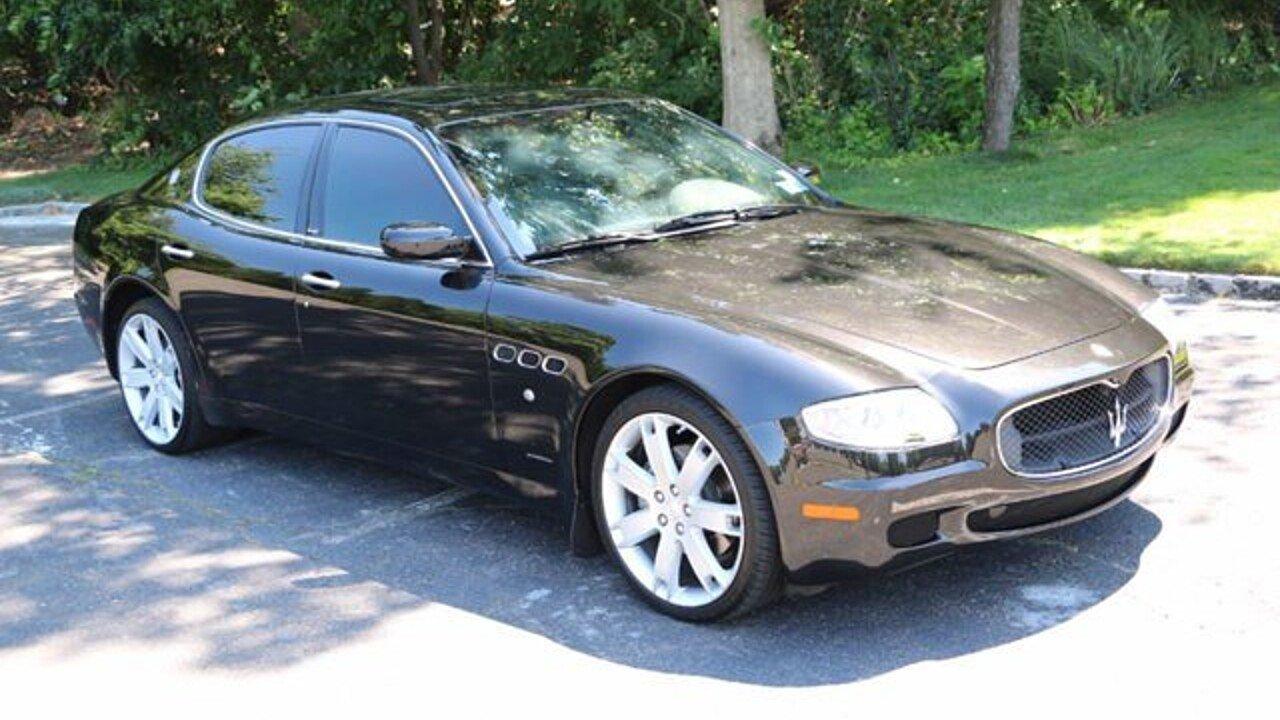 2007 Maserati Quattroporte for sale 100778962