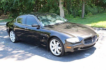 2007 Maserati Quattroporte for sale 100778962