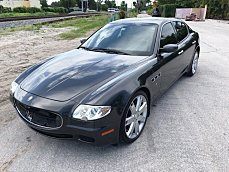 2007 Maserati Quattroporte for sale 100930195