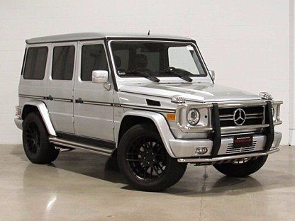 2007 Mercedes-Benz G55 AMG 4MATIC for sale 100878958