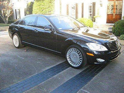 2007 Mercedes-Benz S550 for sale 100743068