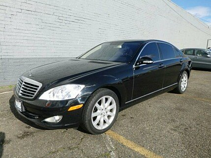 2007 Mercedes-Benz S550 for sale 100744708