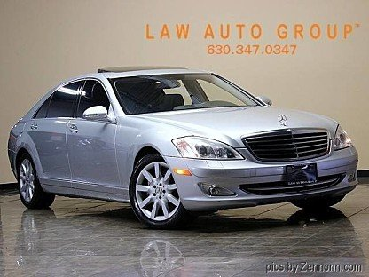 2007 Mercedes-Benz S550 for sale 100776549