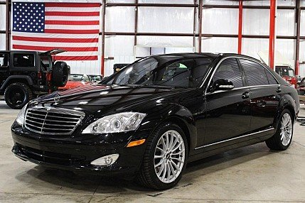 2007 Mercedes-Benz S550 4MATIC for sale 100881902