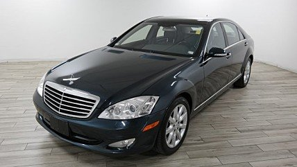 2007 Mercedes-Benz S550 for sale 100895343