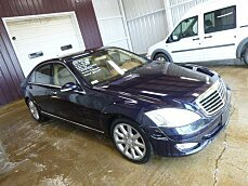 2007 Mercedes-Benz S550 4MATIC for sale 100973019