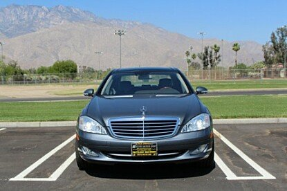 2007 Mercedes-Benz S550 4MATIC for sale 100978355