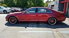 2007 Mercedes-Benz S550 4MATIC for sale 100990218