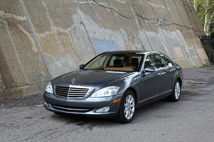 2007 Mercedes-Benz S550 for sale 101047089