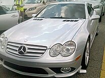 2007 Mercedes-Benz SL550 for sale 100997636