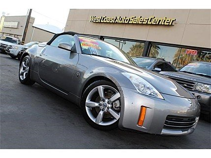 2007 Nissan 350Z Roadster for sale 100839566