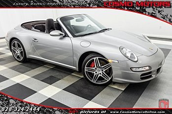 2007 Porsche 911 Cabriolet for sale 100944028