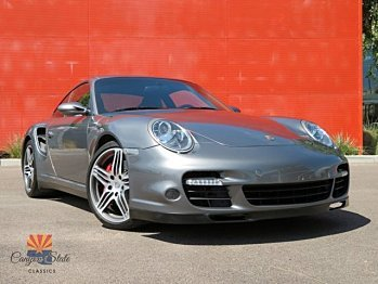2007 Porsche 911 Turbo Coupe for sale 101000715