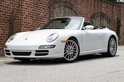 2007 Porsche 911 Cabriolet for sale 100919171
