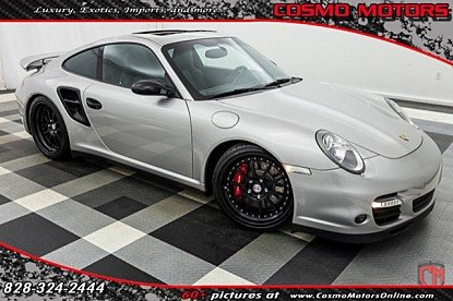 2007 Porsche 911 Turbo Coupe for sale 100919531