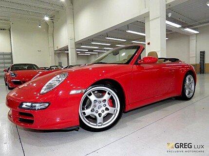 2007 Porsche 911 Cabriolet for sale 100929763