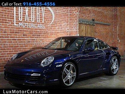 2007 Porsche 911 Turbo Coupe for sale 100955429