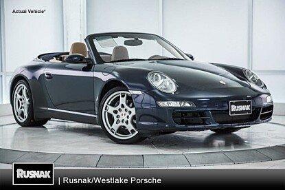 2007 Porsche 911 Cabriolet for sale 100960066
