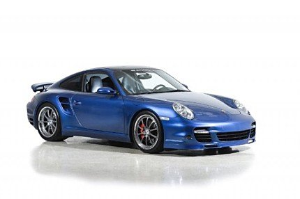2007 Porsche 911 Turbo Coupe for sale 100971677