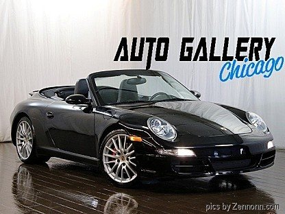2007 Porsche 911 Cabriolet for sale 101028068